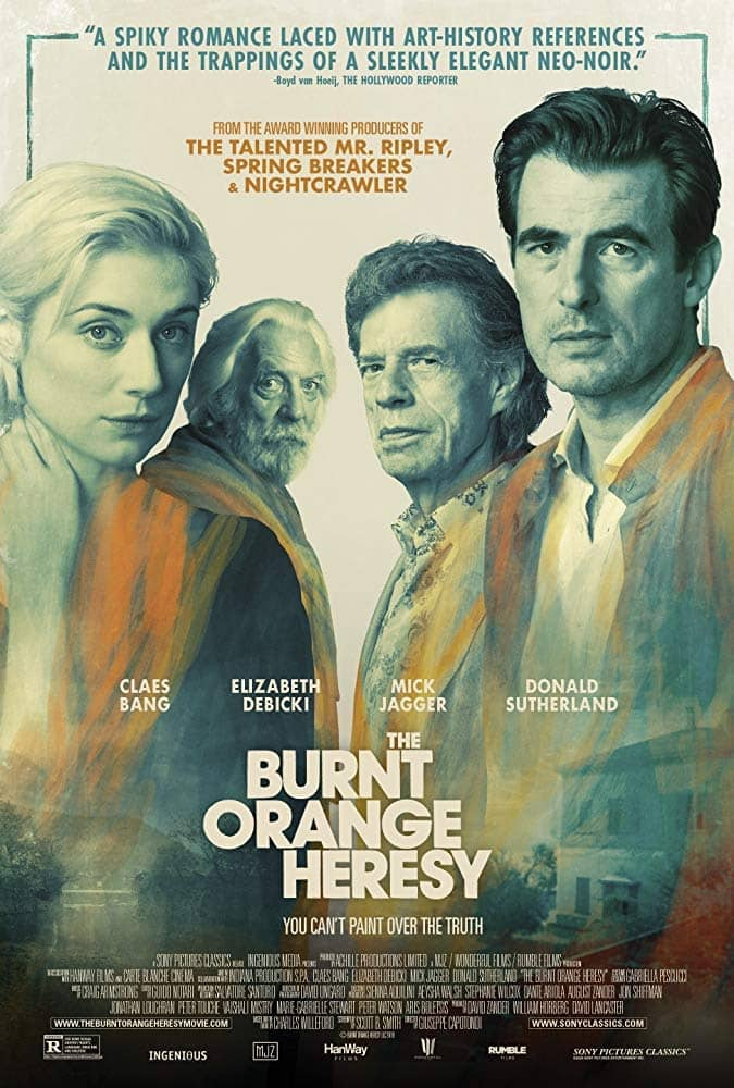 FOX MOVIES: THE BURNT ORANGE HERESY