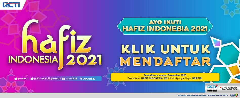 HAFIZ INDONESIA 2021