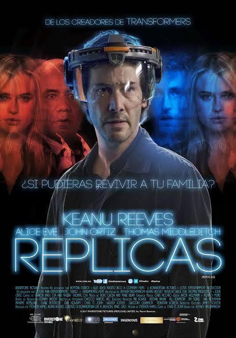 FOX ACTION MOVIES: REPLICAS