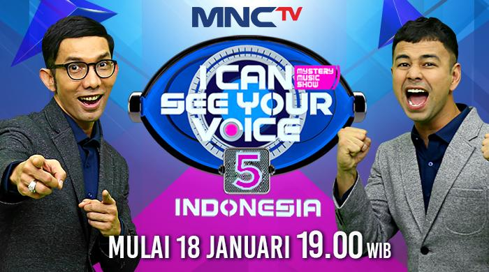 I CAN SEE YOUR VOICE SEASON 5