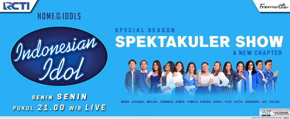 Indonesian Idol Spektakuler Show