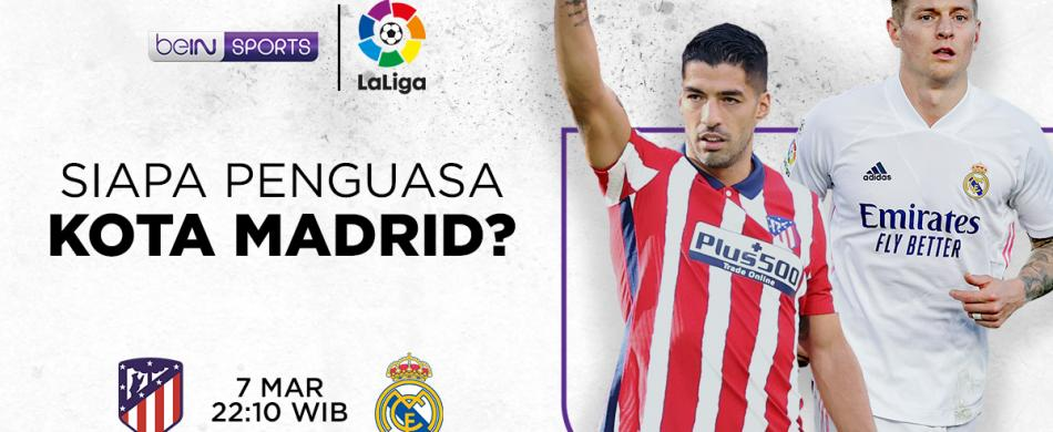Match Derby Madrid