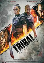 FOX ACTION MOVIES: TRIBAL GET OUT ALIVE