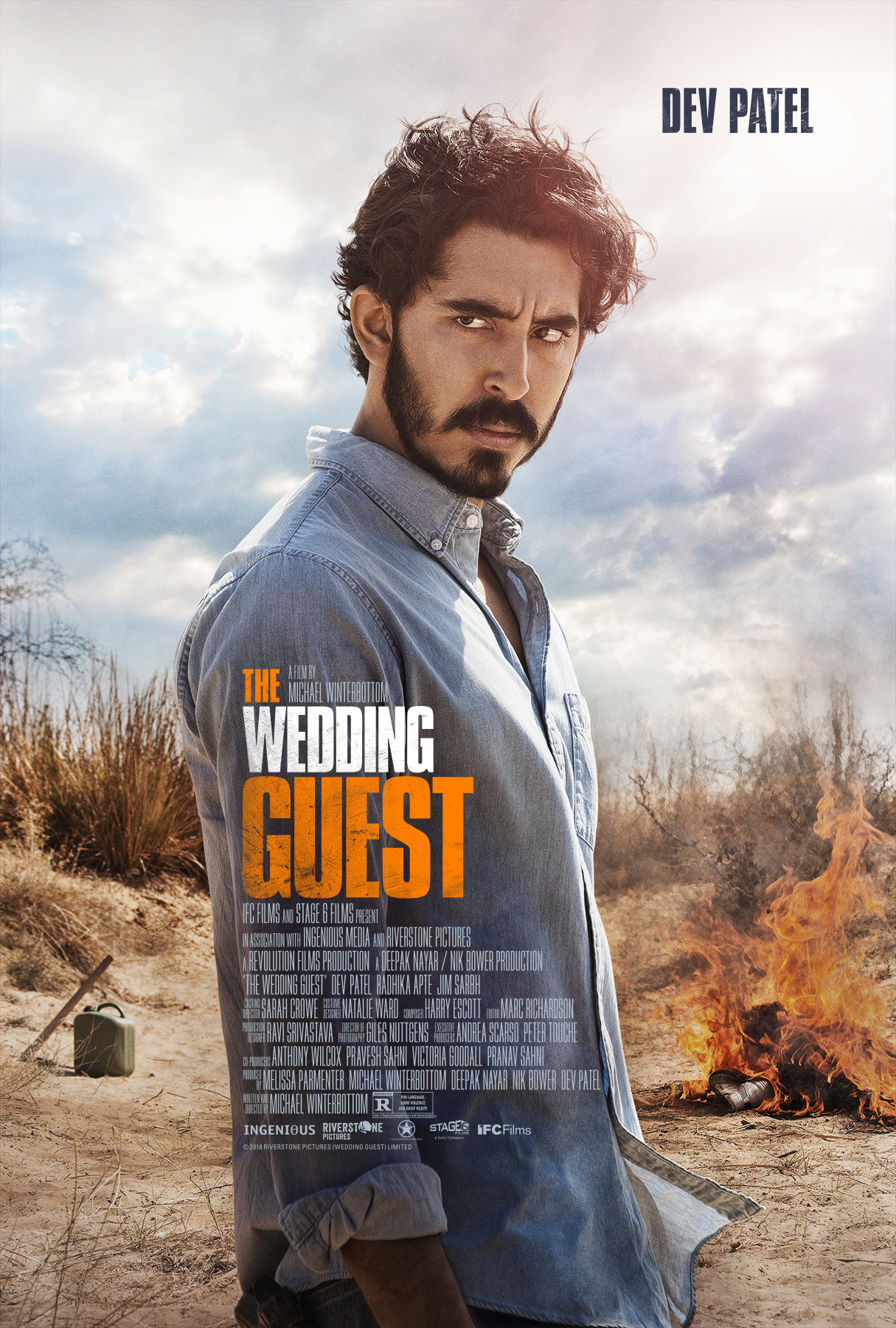 FOX MOVIES: THE WEDDING GUEST