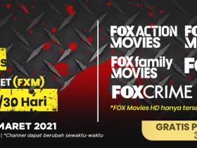 BELI PAKET FOX MOVIES CUMA RP49RIBU AJA!