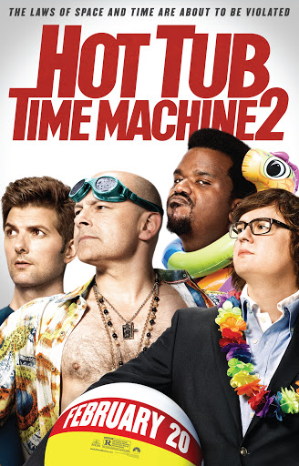 FOX ACTION MOVIES: HOT TUBE TIME MACHINE 2