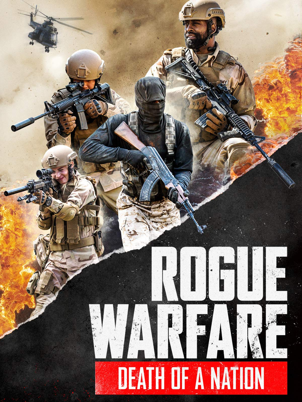 FOX MOVIES: ROGUE WARFARE DEATH OF A NATION