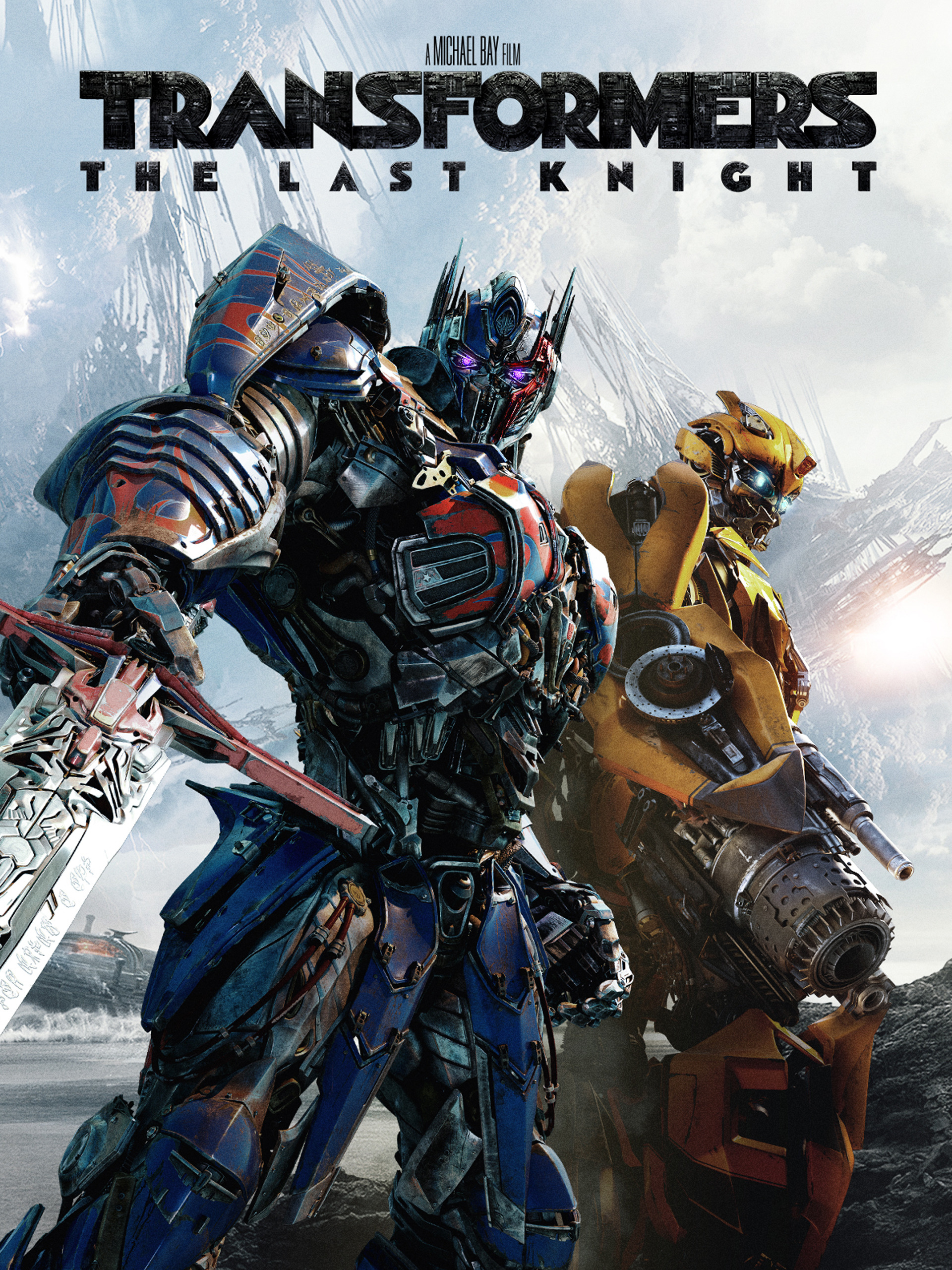 FOX ACTION MOVIES: TRANSFORMERS THE LAST KNIGHT