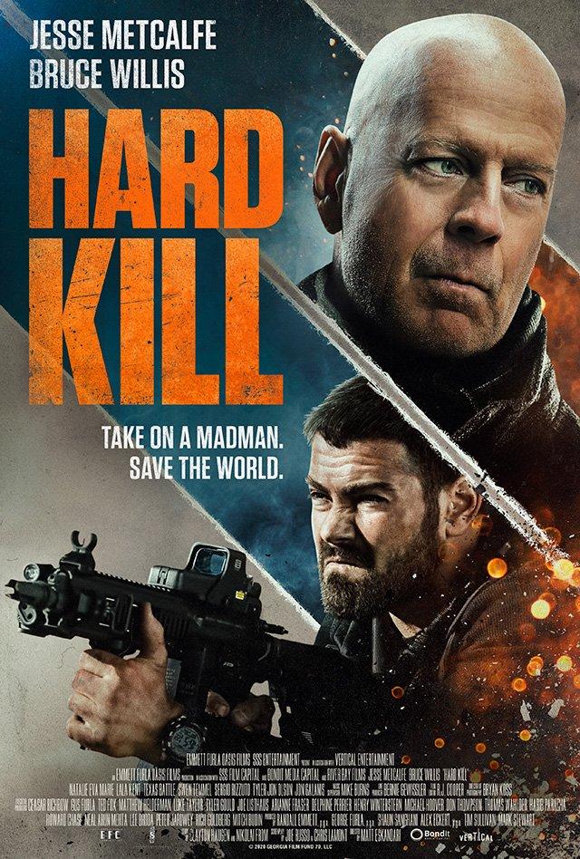 FOX MOVIES: HARD KILL