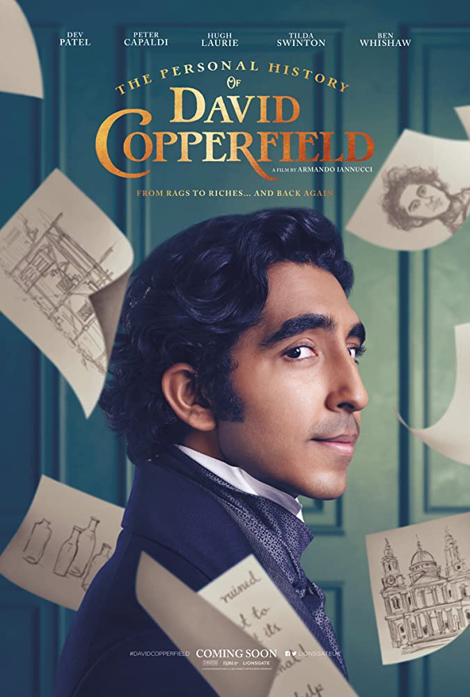 FOX MOVIES: THE PERSONAL HISTORY OF DAVID COPPERFIELD