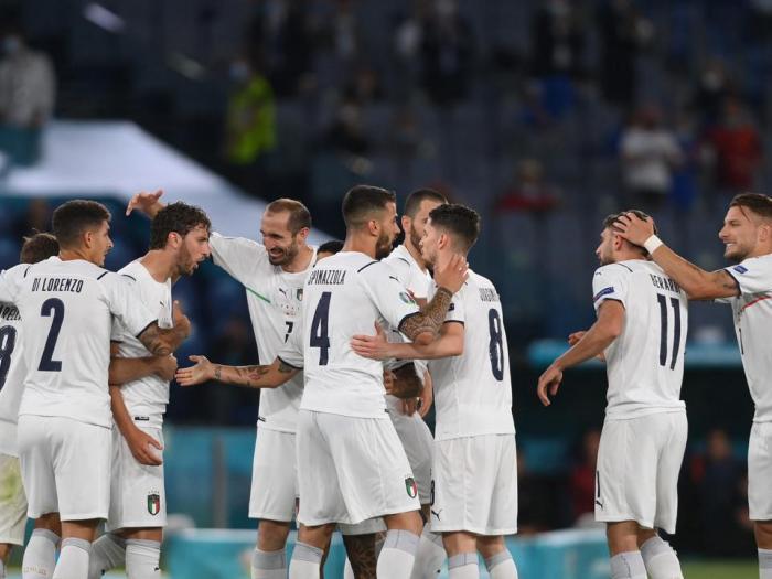 KLASEMEN SEMENTARA GRUP A EURO 2020: TIMNAS ITALIA PERKASA DI PUNCAK, WALES MENGUNTIT