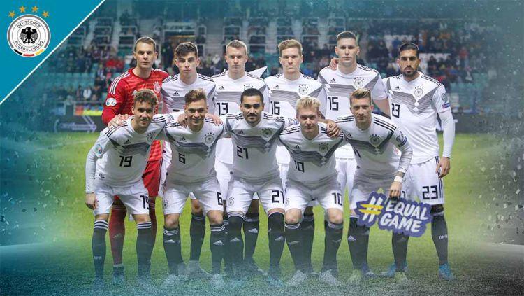 PROFIL TIM EURO 2020: JERMAN