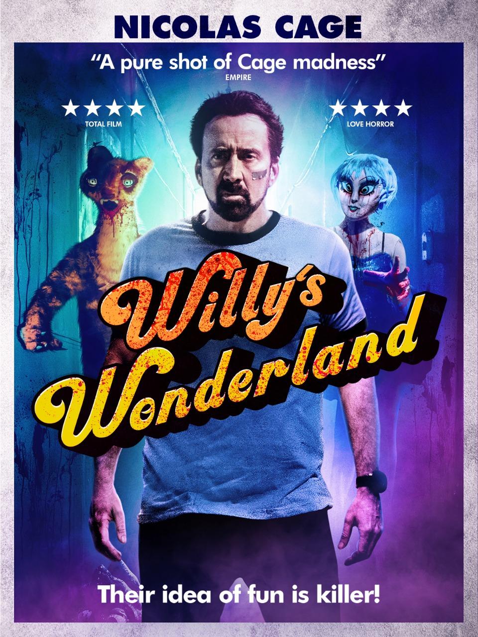 FOX MOVIES: WILLY'S WONDERLAND