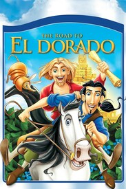 FOX FAMILY MOVIES : THE ROAD TO EL DORADO