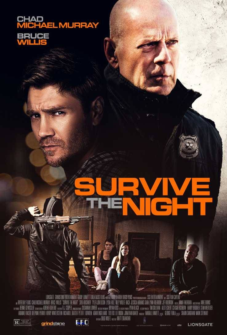 FOX ACTION MOVIES: SURVIVE THE NIGHT