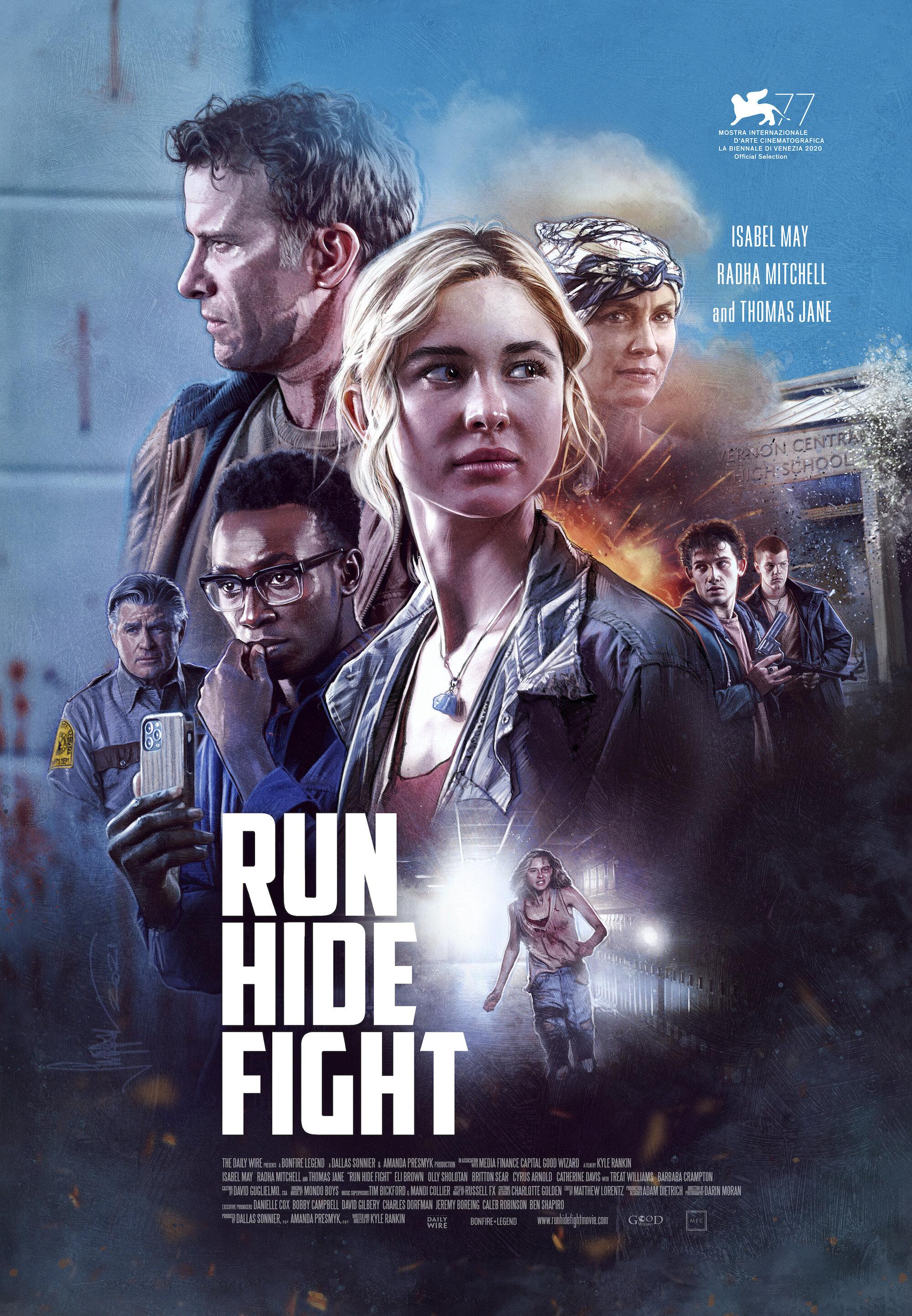 FOX ACTION MOVIES: RUN HIDE FIGHT