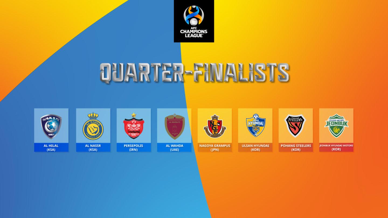 PEMERAN PEREMPAT FINAL LIGA CHAMPIONS AFC 2021 SELESAI