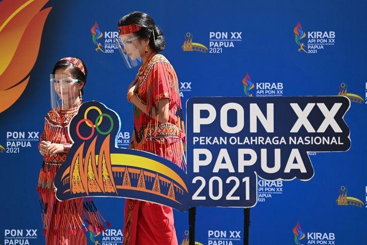 KLASEMEN MEDALI PON XX PAPUA 2021: JAWA BARAT MELESAT, BALI TEMBUS 5 BESAR