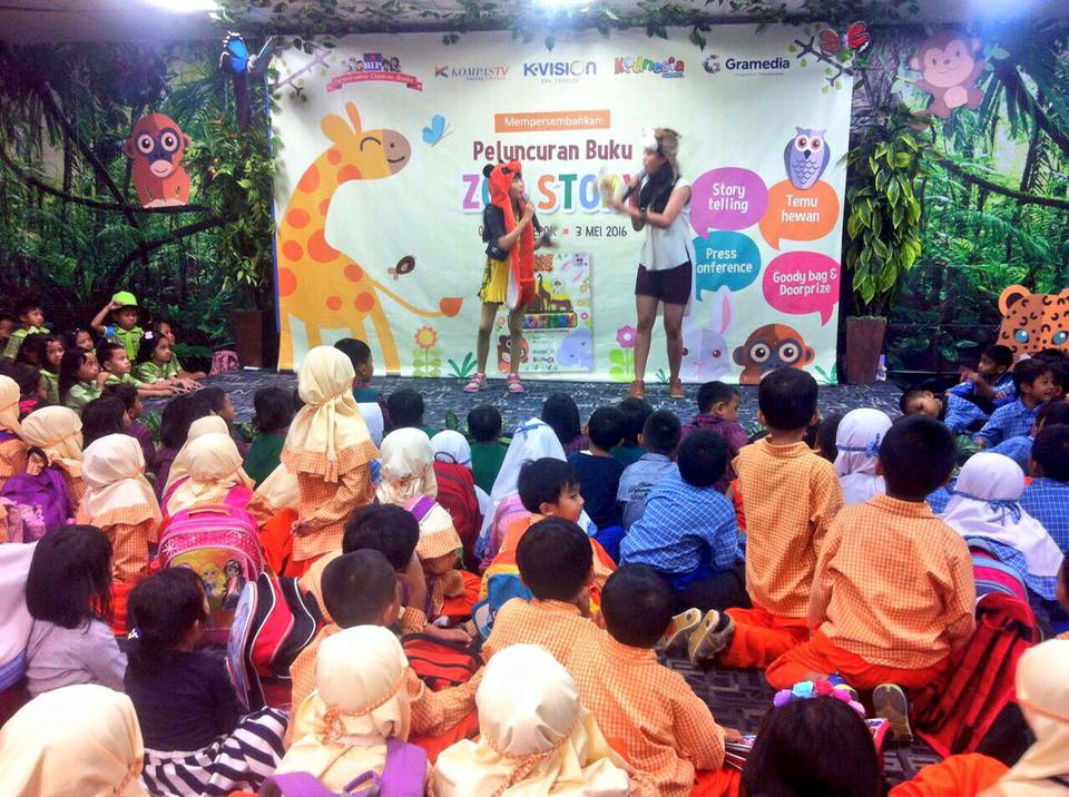 Event Zoo Story